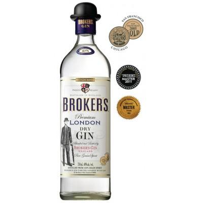 Джин Broker's Premium London Dry Gin