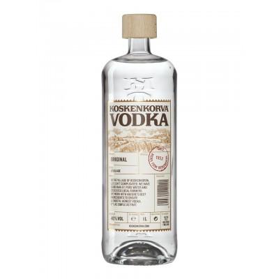 Водка Koskenkorva Vodka Original 1л