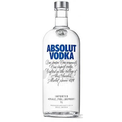 Absolut Vodka 1л.