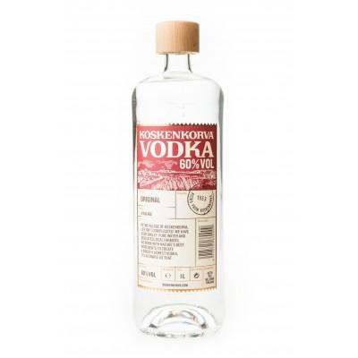 Водка Koskenkorva Vodka Original 60% 1л