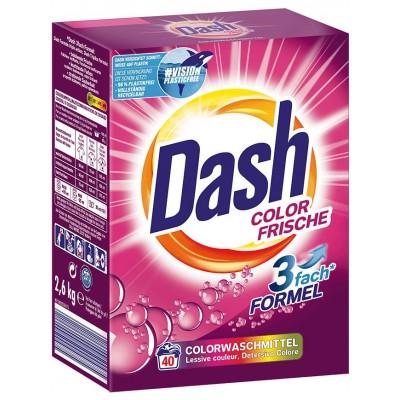 Порошок Dash Color Frische 3 Fach Formel 40 Wäschen