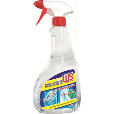W5 Daily Shower Cleaner