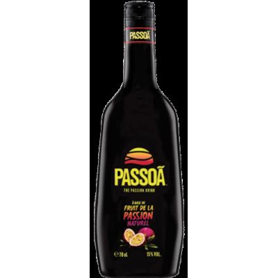 Ликер Passoã Fruit de la Passion Naturel