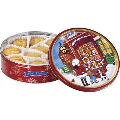 Печенье Royal Dansk Danish Butter Cookies Merry Christmas