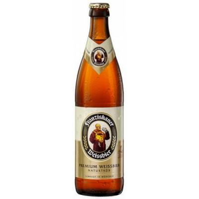 Пиво Franziskaner Premium Weissbier Naturtrub
