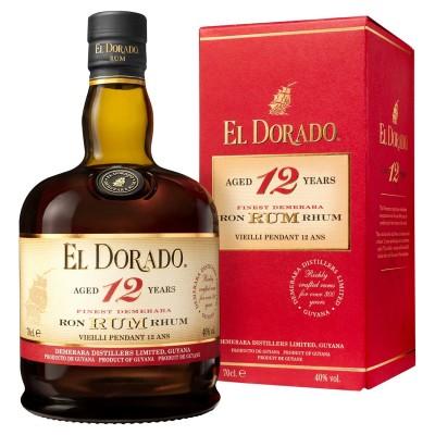 Ром El Dorado 12 Years Old