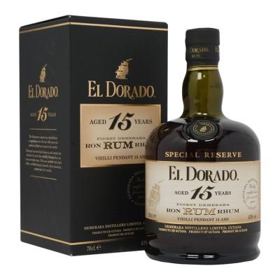 Ром El Dorado Special Reserve 15 Years Old