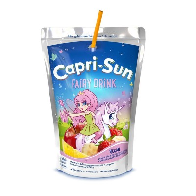 Сок Capri-Sun Fairy Drink 200мл.