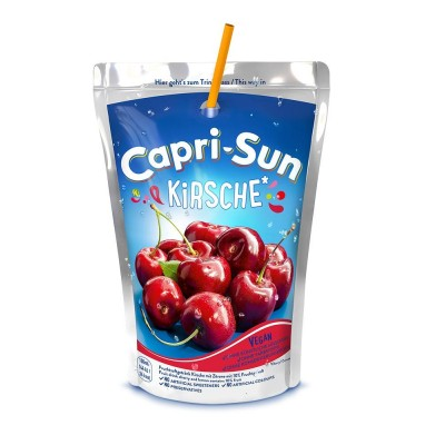 Сок Capri-Sun Kirsche 200мл.