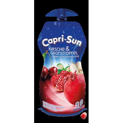 Сок Capri-Sun Big Pouch Kirsche & Granatapfel