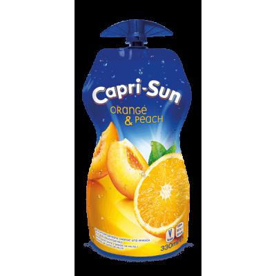Сок Capri-Sun Big Pouch Orange & Peach