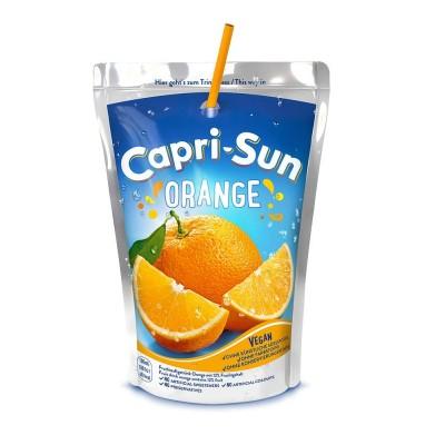 Сок Capri-Sun Orange 200мл.