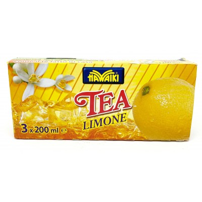 Холодный чай Hawaiki Tea Limone