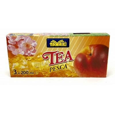 Холодный чай Hawaiki Tea Pesca