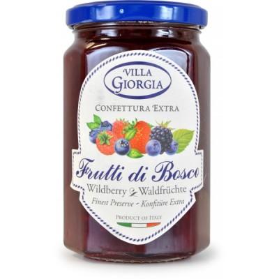 Frutti di Bosco Confettura Extra Villa Giorgia