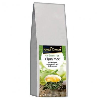 Чай King's Crown Grüner Tee Chun Mee