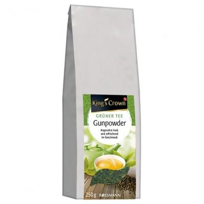 Чай King's Crown Grüner Tee Gunpowder