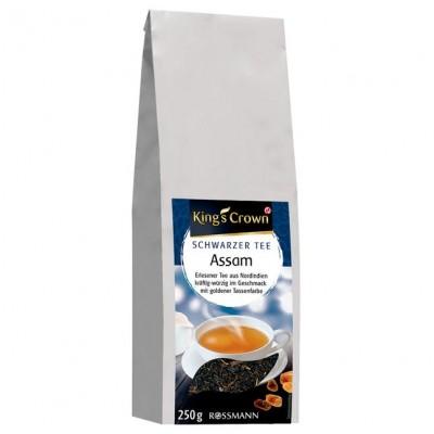 Чай King's Crown Schwarzer Tee Assam