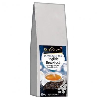 Чай King's Crown Schwarzer Tee English Breakfest