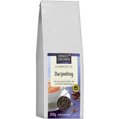 Чай King's Crown Schwarzer Tee Darjeeling