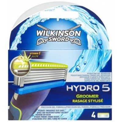 Wilkinson Sword Hydro 5 - 4 сменных картриджа