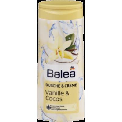 Гель для душа Balea Vanille & Cocos
