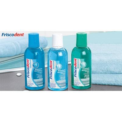 Friscodent Mundspülung Sensitive (бел)