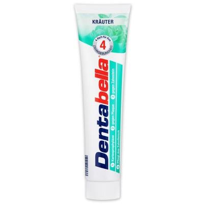 Зубная паста Dentabella Complex 4 Krauter