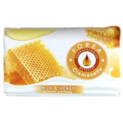 Мыло Forea Milk & Honey Cremeseife