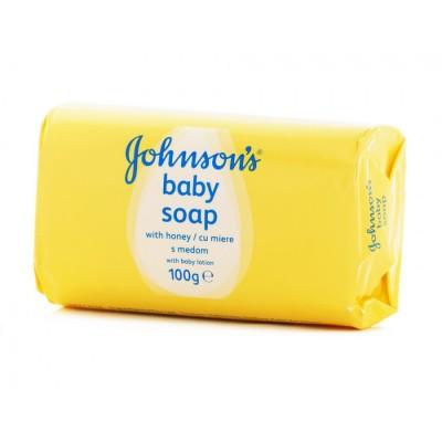 Мыло Johnson's Baby Soap Honey