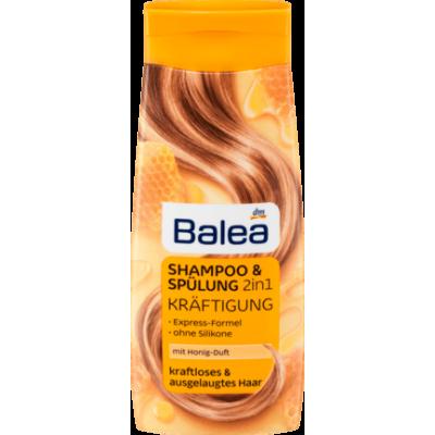 Шампунь Balea Shampoo & Spülung Kräftigung