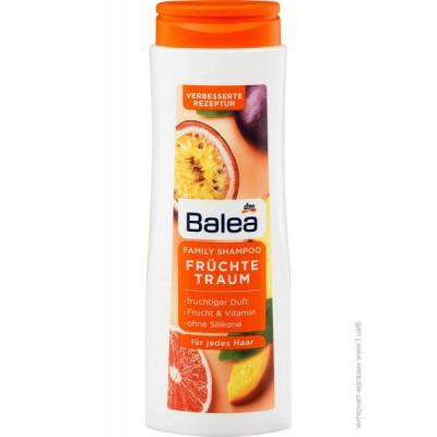 Шампунь Balea Family Shampoo Fruchte Traum