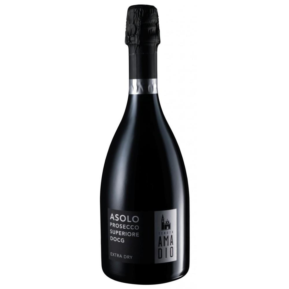 Amadio Prosecco Asolo Superiore D.O.C.G. Extra Dry 2019