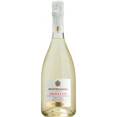 Prosecco Montelliana Treviso D.O.C. Extra Dry 2019
