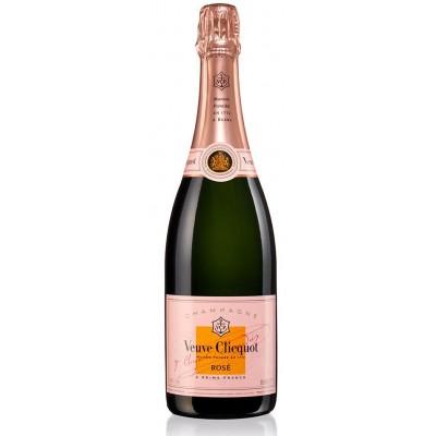 Champagne Veuve Clicquot Ponsardin Brut Rosé