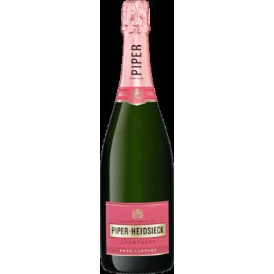 Champagne Piper-Heidsieck Rosé Sauvage