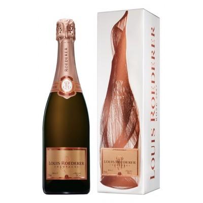 Champagne Louis Roederer Brut Rosé 2008