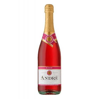 Andre Blush California Champagne Rose