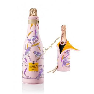 Champagne Veuve Clicquot Ponsardin Brut Rosé Ice Jacket