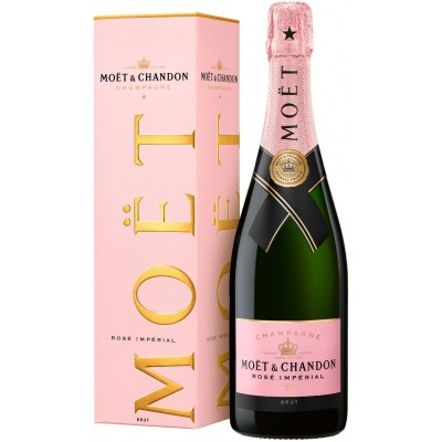 Champagne Moet & Chandon Brut Imperial Rose