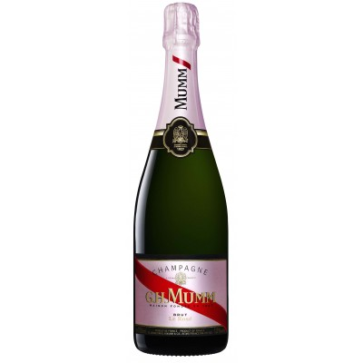 Champagne G.H. Mumm Grand Cordon Rosé Brut