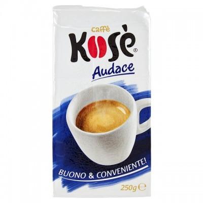 Кофе молотый Kose Audace Buono & Conveniente by Kimbo
