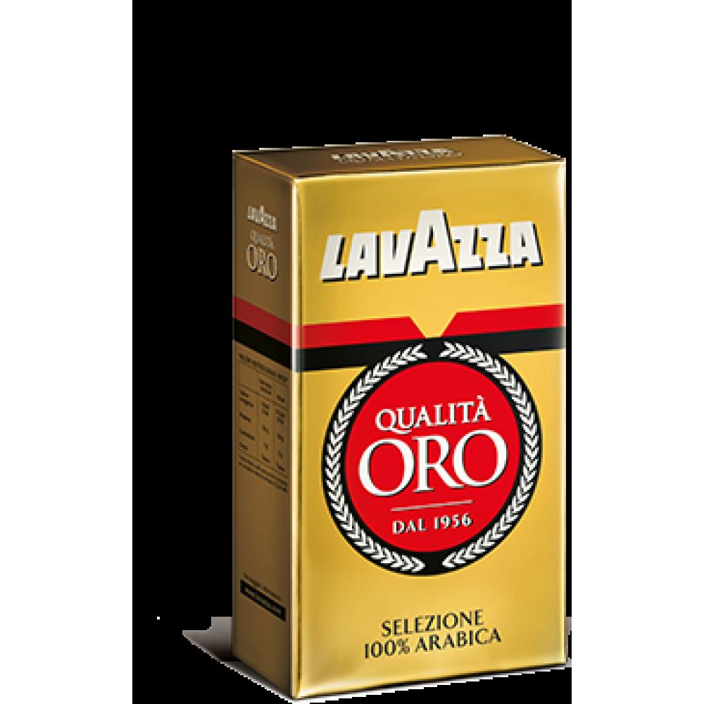 LavAzza Qualita Oro молотый