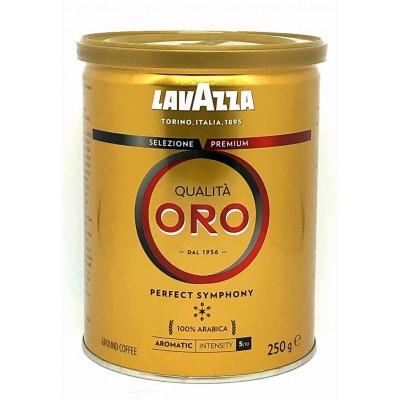 Кофе молотый LavAzza Qualita Oro Perfect Symphony Selezione Premium ж/б