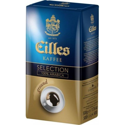Кофе молотый Eilles Selection 100% Arabica