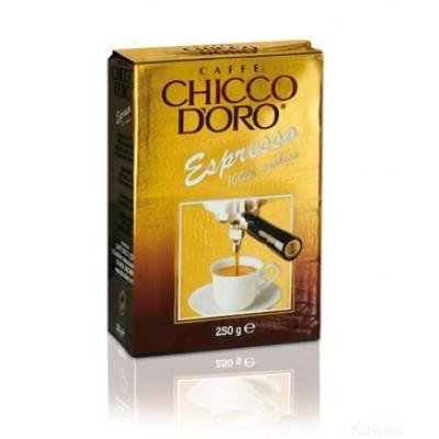 Кофе молотый Chicco d'Oro Espresso