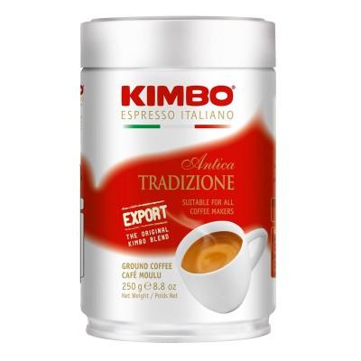 Кофе молотый Kimbo Antica Tradizione ж/б