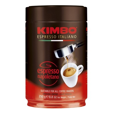 Кофе молотый Kimbo Espresso Napoletano ж/б