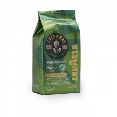 Кофе молотый LavAzza Professional ¡TIERRA! Brasile Premium Blend
