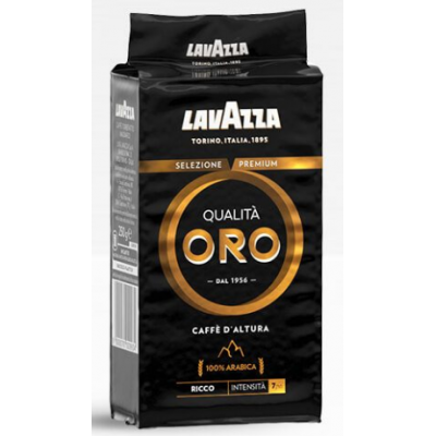 Кофе молотый LavAzza Qualita Oro Caffè d'Altura